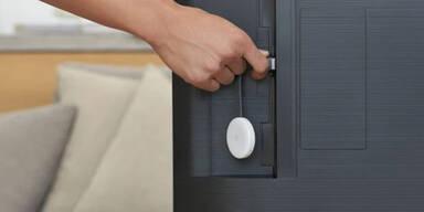 Neuer Chromecast ab sofort in Österreich