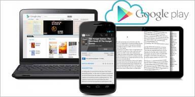 Aus dem Android Market wird Google Play