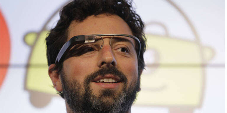 Die ersten Apps für Google Glass