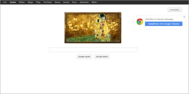 Google ist heute österreichisch