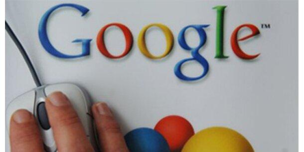 Google-Manager erhielten 1 Dollar Gehalt
