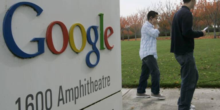 Google baut Führungsposition aus