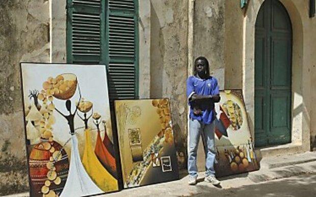 Senegal zeigt viel Geschichte