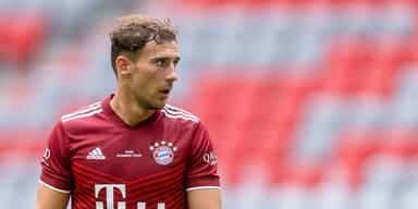 Bayern-Star Goretzka verlängert bis 2026