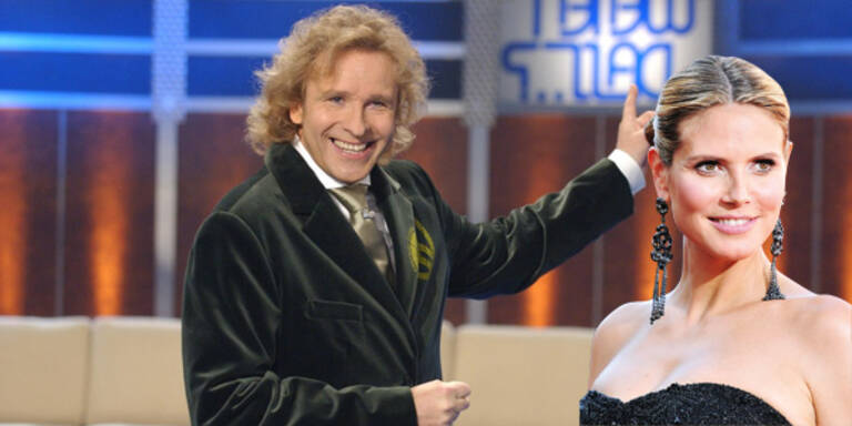 Gottschalk lädt Top-Stars zu Wetten, dass...?
