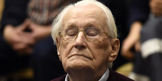 96-jähriger Ex-SS-Mann muss Haftstrafe antreten