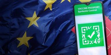 Grüner Pass kommt in drei Etappen