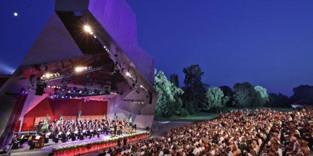 Sommernachtsgala: Klassische Musik unter Sternen