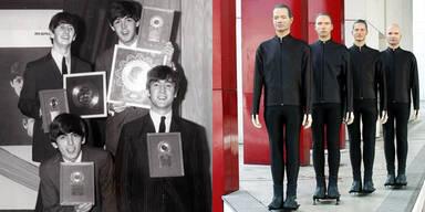 The Beatles und Kraftwerk