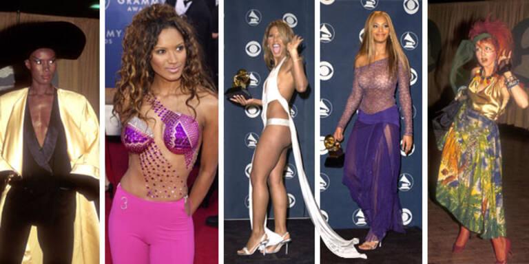 Die größten Aufreger-Looks der Grammys