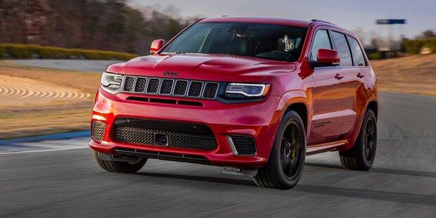 Irre: Jeep bringt das stärkste SUV der Welt