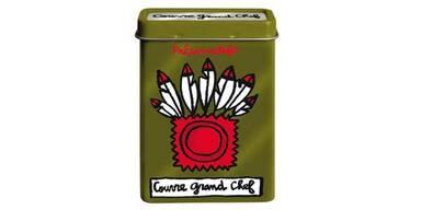 Grand Chef – die stilvolle Kondom-Box