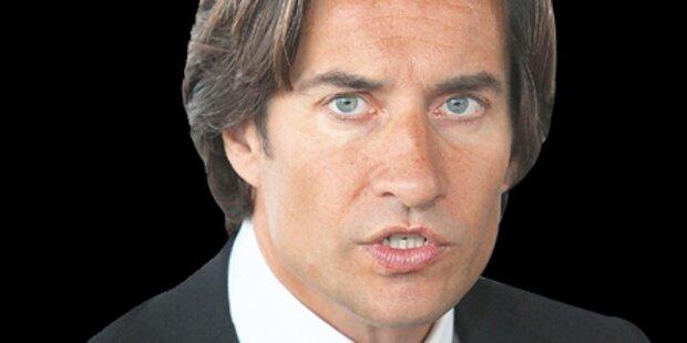 Sechs Mal Zores für Karl-Heinz Grasser