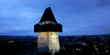 Nach Briefwahl: Graz ist nun Grün statt Blau