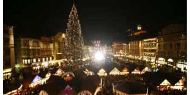 Graz peppt Advent auf
