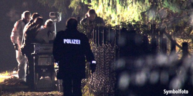 Graz: Toter Fötus entdeckt