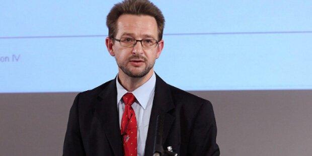OSZE hat neuen Chef: Greminger neuer Generalsekretär