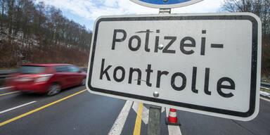 Grenze Polizei