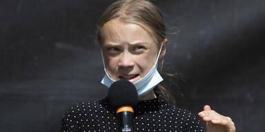 Greta Thunberg spendet für bessere Impfstoffverteilung
