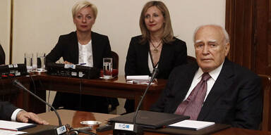 Griechen: Präsident für Expertenregierung