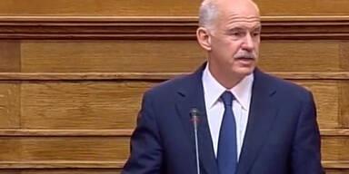 Griechenland verzichtet auf Volksabstimmung