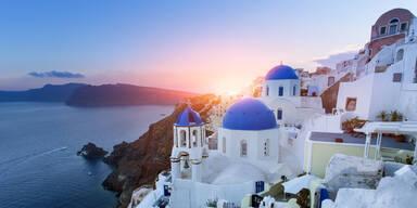 Griechenland öffnet Grenzen für Touristen ab 14. Mai