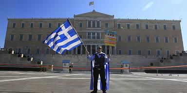 Griechen einigen sich auf Sparpaket