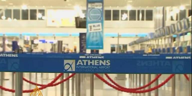 Griechenland droht der totale Stillstand