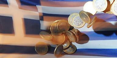 Griechenland Athen Geld