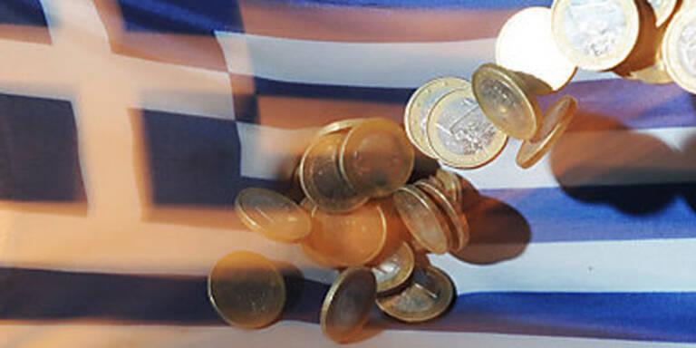 Weitere 8 Milliarden für Griechenland