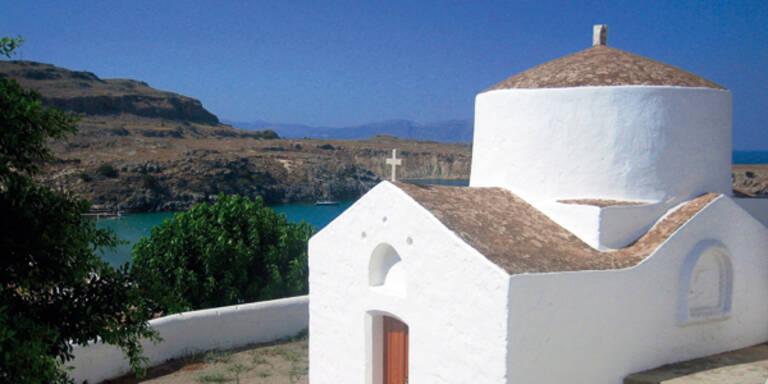 Griechenland ist eine Reise wert