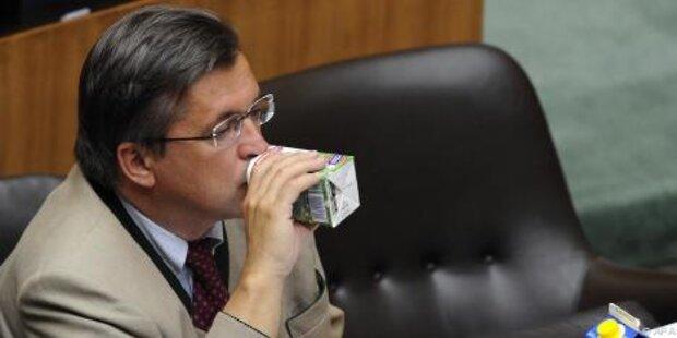 Bauernbund feiert Budget 2011