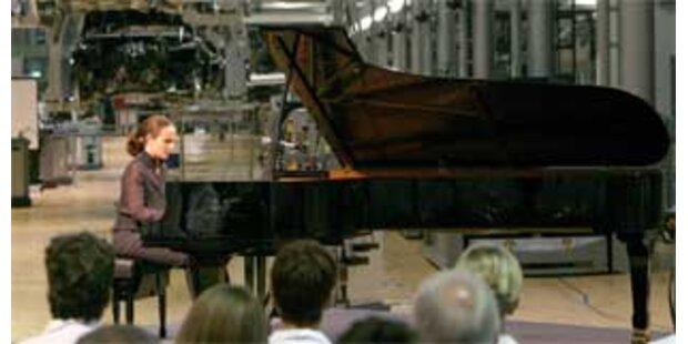 Streit um Star-Pianistin Grimaud
