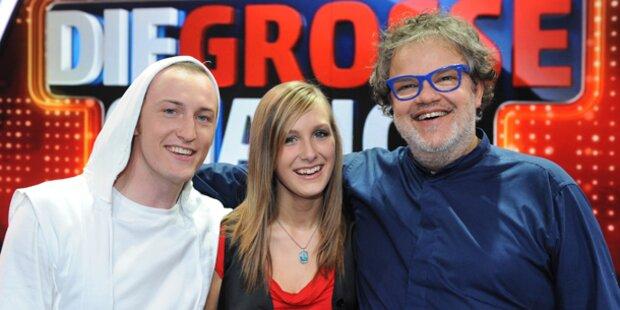 Große Chance: Frau Wurst vs. Nina