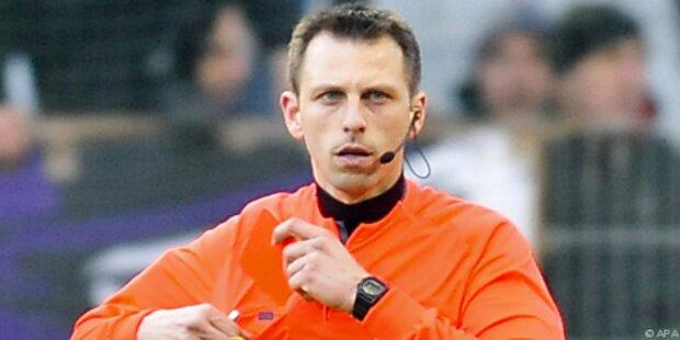Schiedsrichter-Boss: