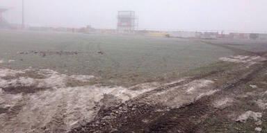Grödig: Entzug der Stadionzulassung