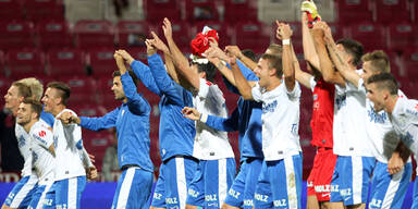 SV Scholz Grödig unter dem Motto: NO BALL, NO GAME!