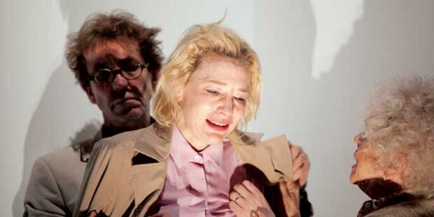 Sturm auf Karten für Handke & Blanchett