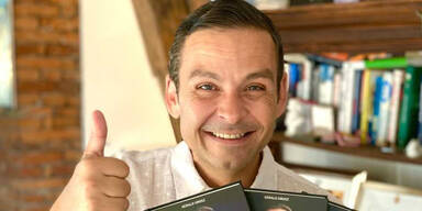 Gerald Grosz führt Bestseller-Liste an