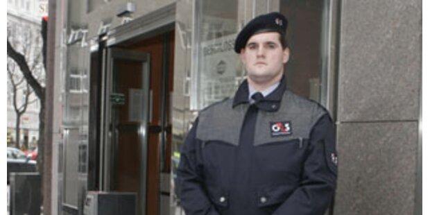 Unterstützung für die Polizei in Klagenfurt