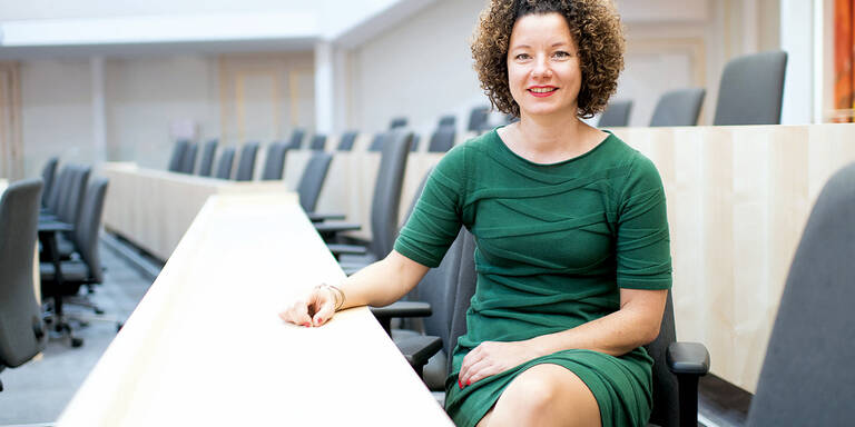 Martha Bißmann im MADONNA-Talk
