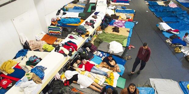 Neue Asylheime: Wien prüft jetzt 100 Standorte