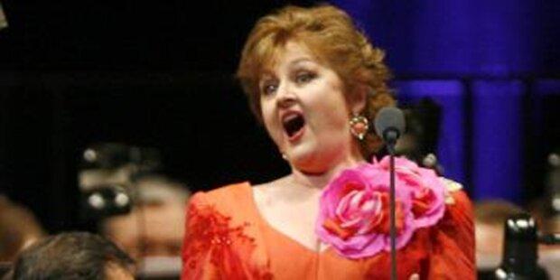Edita Gruberova singt an der Staatsoper