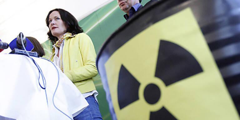 FP und Grüne fordern Atom-Ausstieg