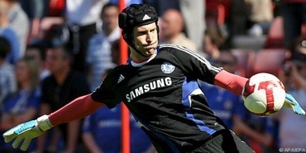 Chelsea-Torhüter Cech fällt bis zu vier Wochen aus