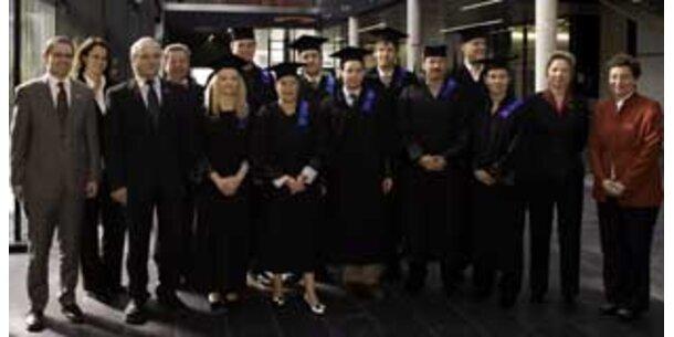 Erste Media Management-Absolventen gekürt