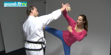 Gesund & Fit TV: ALS & Allroundtraining Taekwondo