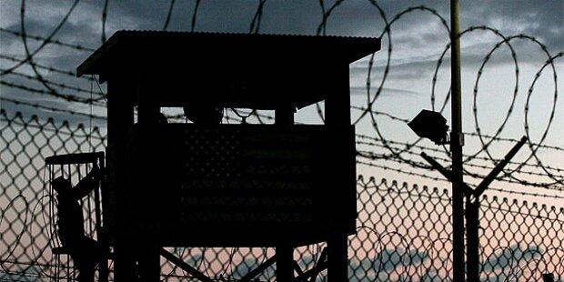 Guantanamo: USA planen Entlassungen