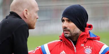 Mega-Zoff zwischen Guardiola & Sammer?