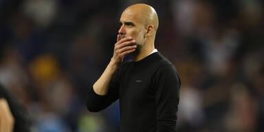 Pep Guardiola (Trainer von Manchester City)